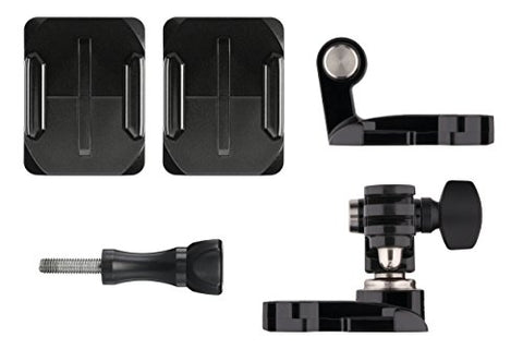 GoPro Helmet Front + Side Mount (All GoPro Cameras) - Official GoPro Mount