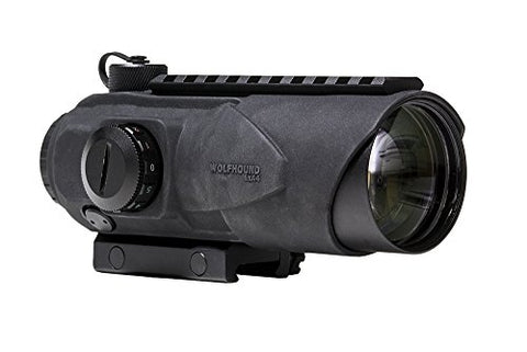 Sightmark Wolfhound 6x44 HS-223 Prismatic Weapon Sight, SM13026
