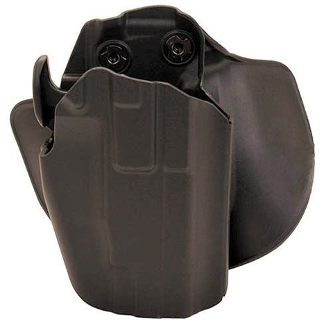 SAFARILAND 578 GLS Pro-Fit, Wide Frame Holster, Right Hand, Plain Black, Long Slide Sig 320/226/Beretta M9/PPQ,Padde & Belt Loop Combo