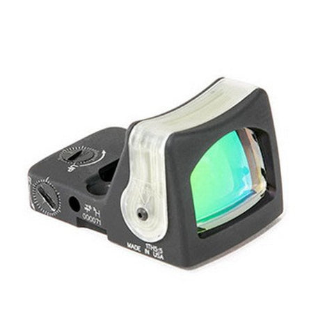 Trijicon RM08G RMR 12.9 MOA Dual-Illuminated Green Triangle Sight