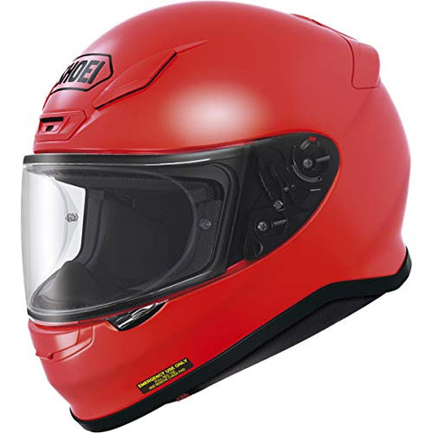 Shoei RF-1200 Helmet (Large) (Shine RED)