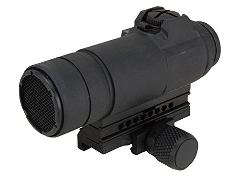 Aimpoint CompM4S Official US Army Red Dot Sight 30mm Tube 1x 2 MOA Dot with Picatinny-Style Mount Matte