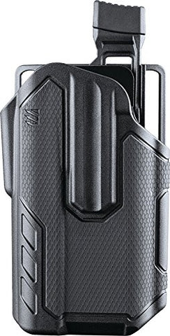 BLACKHAWK Omnivore MultiFit Holster Omnivore MultiFit Surefire X300 Light Bearing RH BK, Black, One Size