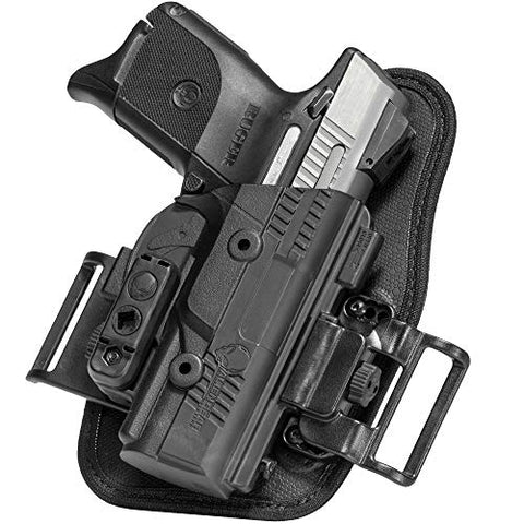 Alien Gear holsters ShapeShift OWB Slide Holster S&W M&P Shield 9 (Right Handed)