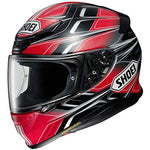 Shoei RF-1200 Helmet - Rumpus (Small) (Red)