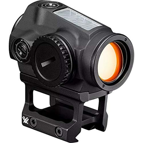 Vortex Optics SPARC Solar Red Dot Sight - 2 MOA Dot