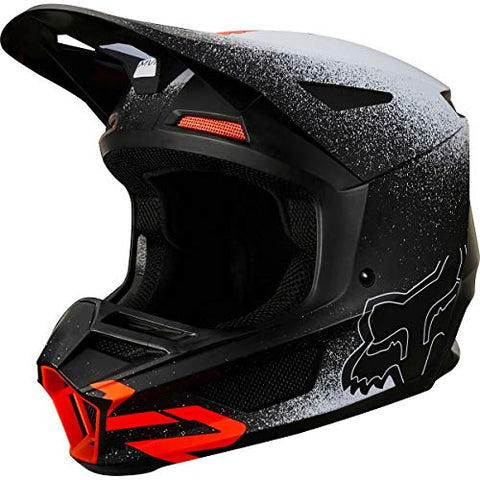 2020 Fox Racing V2 BNKZ Helmet-Black-M