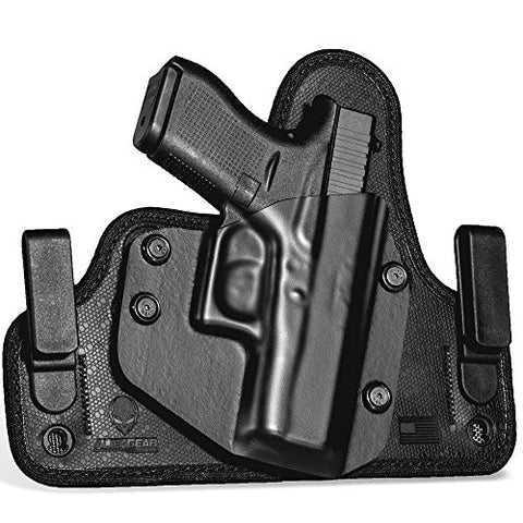 Alien Gear holsters Glock - 43 Cloak Tuck 3.5 IWB Hoslter (Right Hand)