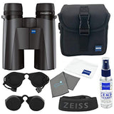 Zeiss 10x42 Conquest HD Binocular with Lens Kit and Cleaning Cloth