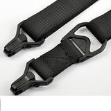 Green Blob Outdoors Black Tactical Rifle Gun Strap