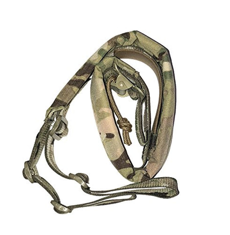 Viking Tactics Wide (Padded) Hybrid 2 Point Sling (Light Weight-Upgrade) (Multicam)