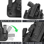 Alien Gear holsters ShapeShift 4.0 IWB Holster Glock 17