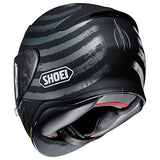 Shoei RF-1200 Full Face Motorcycle Helmet Dedicated TC-5 Matte Grey/Black Large (More Size Options)