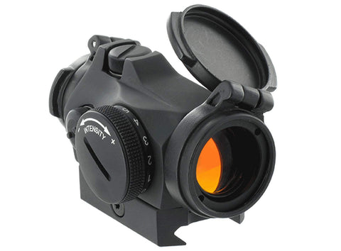 Aimpoint Micro T-2 Red Dot Reflex Sight with Standard Rail Mount - 2 MOA - 200170