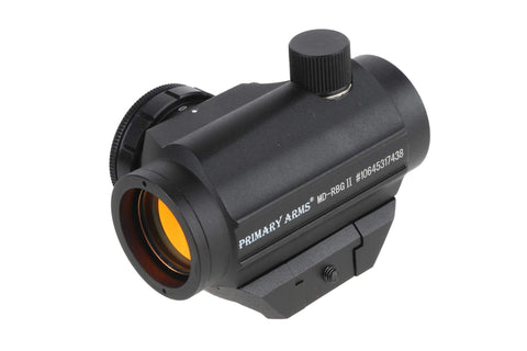 Primary Arms Classic Series Microdot Red Dot Sight (Gen II) Removable Base