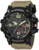 Casio 2018 GG1000-1A5 Watch G-Shock Mudmaster Twin Sensor