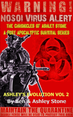 Ashley's Evolution , The Chronicles of Ashley Stone Vol.2 2nd Edition Ebook: