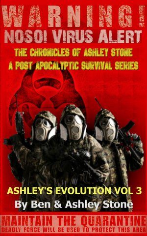 Ashley's Evolution , The Chronicles of Ashley Stone Vol.3 Ebook: