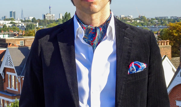 6 Spring Menswear Trends to Style with A Men's Scarf