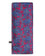 Men's Silk Scarf Fuchsia and Blue Paisley Design - The Kita