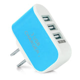 Universal 3 Port USB Quick Charging Block