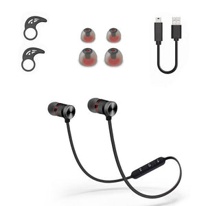 Bluetooth Stereo Sport Earbuds with Microphone (Music & Phone)