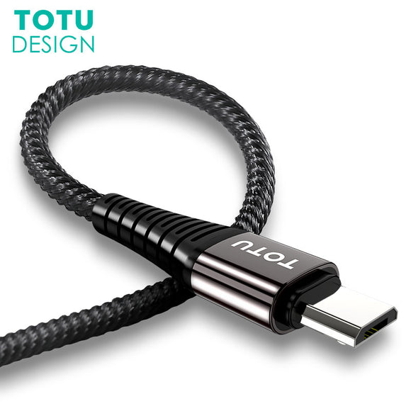 Super Strong Yet Elegant Micro USB Fast Charging Cable (Samsung, LG, HTC and others)