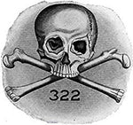 tamed winds t-shirt shop and blog, secret society skull and bones symbol 332 yale university