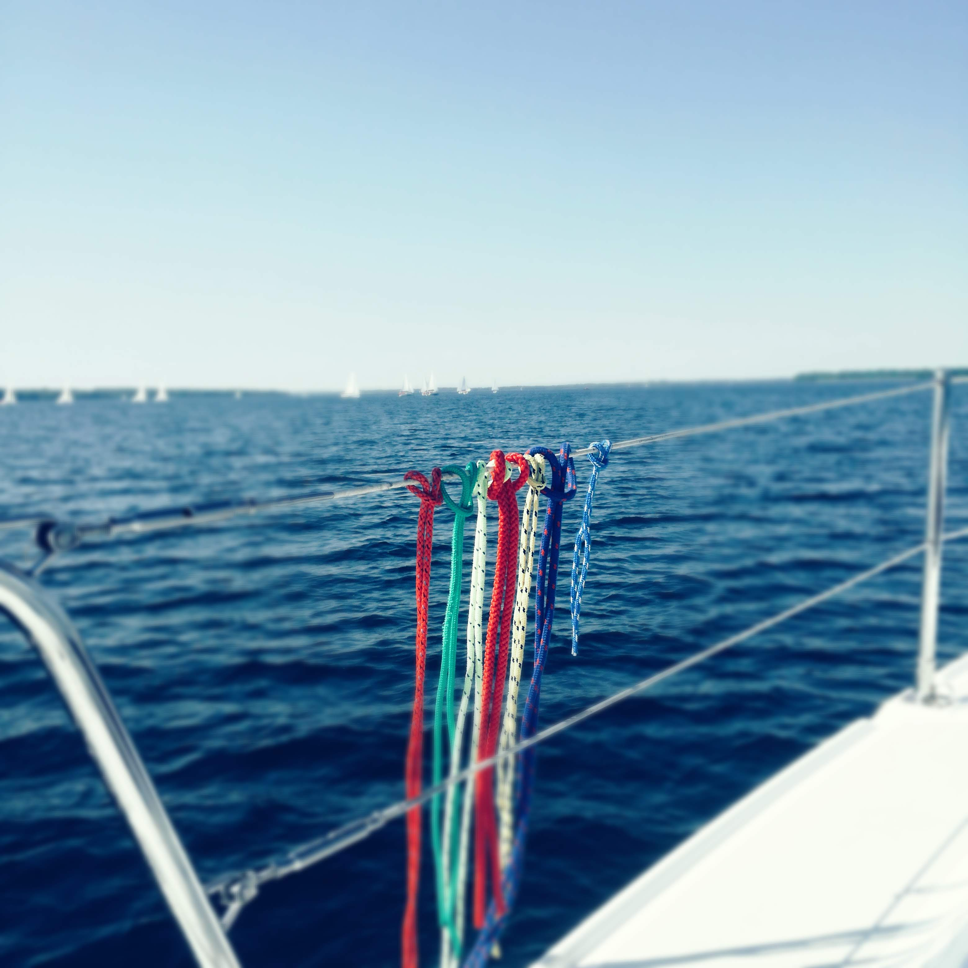 nautical knots how tosailing cruising tamed winds blog post 10 things every woman should learn before moving aboard (plus bonus Dad's coffee recipe)