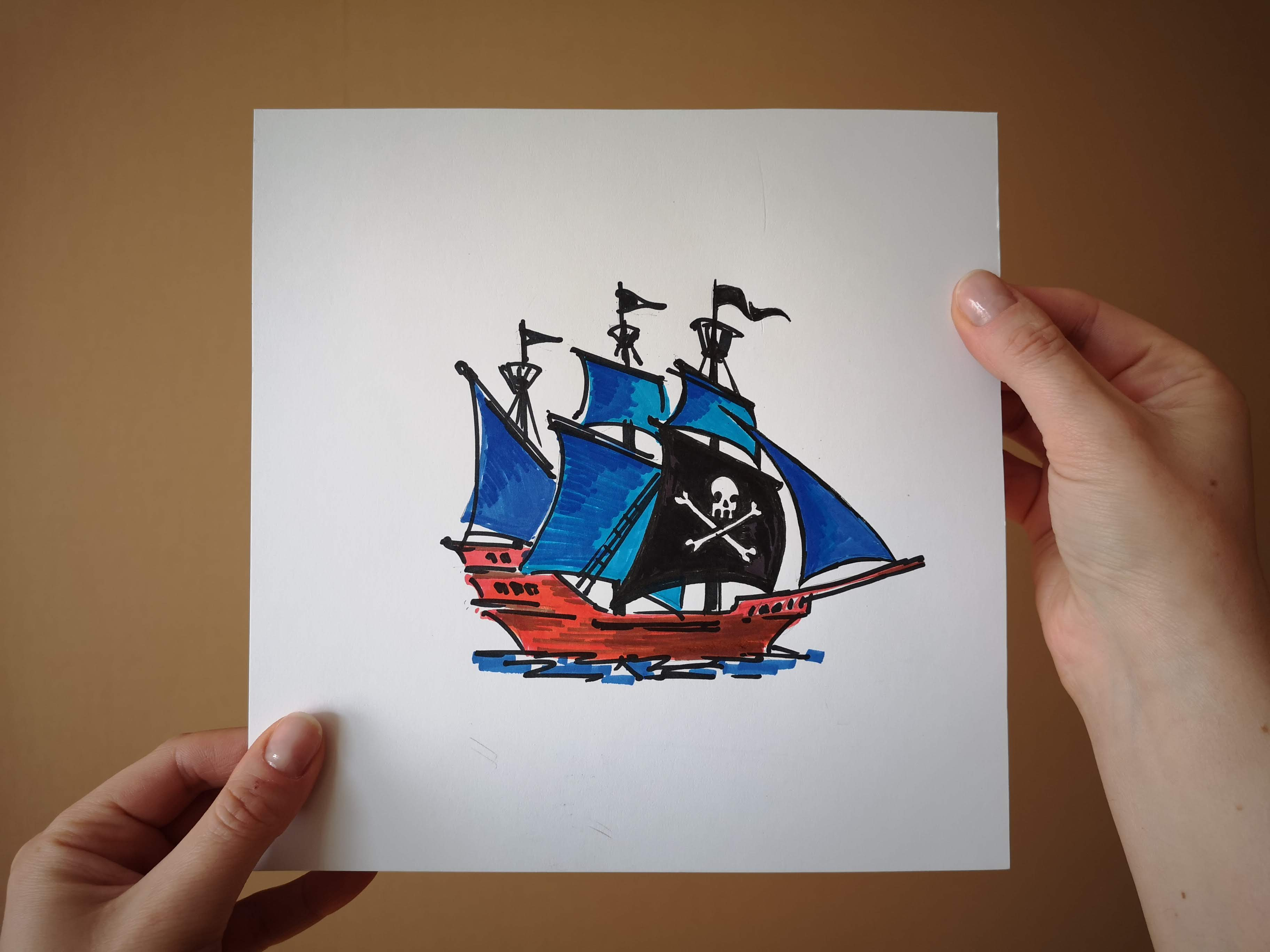 Pirate Schooner Collection Ships and Boats Tamed Winds t-shirt shop and sailing blog