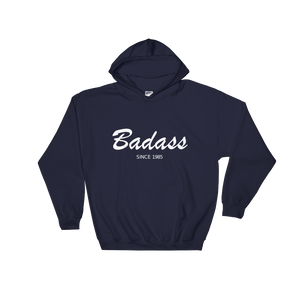 Badass Unisex Hooded Sweatshirt, Collection Nicknames-Navy-S-Tamed Winds-tshirt-shop-and-sailing-blog-www-tamedwinds-com