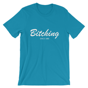 Bitching Unisex T-Shirt, Collection Nicknames-Aqua-S-Tamed Winds-tshirt-shop-and-sailing-blog-www-tamedwinds-com