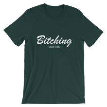 Bitching Unisex T-Shirt, Collection Nicknames-Forest-S-Tamed Winds-tshirt-shop-and-sailing-blog-www-tamedwinds-com