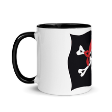 Courtesy Flag Mug With Black Color Inside 325 ml, Collection Ships & Boats-Tamed Winds-tshirt-shop-and-sailing-blog-www-tamedwinds-com