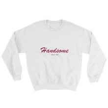 Handsome Unisex Crewneck Sweatshirt, Collection Nicknames-White-S-Tamed Winds-tshirt-shop-and-sailing-blog-www-tamedwinds-com