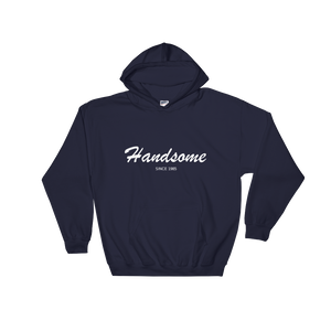 Handsome Unisex Hooded Sweatshirt, Collection Nicknames-Navy-S-Tamed Winds-tshirt-shop-and-sailing-blog-www-tamedwinds-com