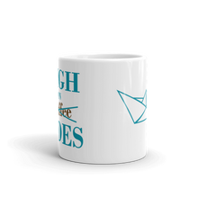 High On Tides Mug 325 ml, Collection Origami Boat-Tamed Winds-tshirt-shop-and-sailing-blog-www-tamedwinds-com