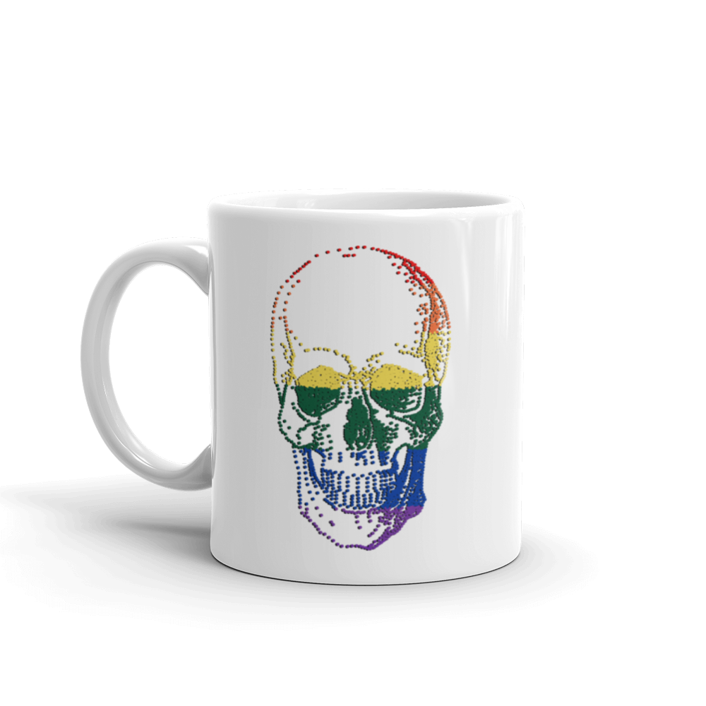Love Skull Mug 325 ml, Collection Jolly Roger-Tamed Winds-tshirt-shop-and-sailing-blog-www-tamedwinds-com