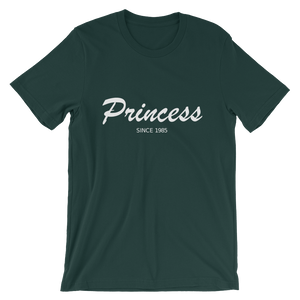 Princess Unisex T-Shirt, Collection Nicknames-Forest-S-Tamed Winds-tshirt-shop-and-sailing-blog-www-tamedwinds-com