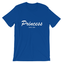 Princess Unisex T-Shirt, Collection Nicknames-True Royal-S-Tamed Winds-tshirt-shop-and-sailing-blog-www-tamedwinds-com