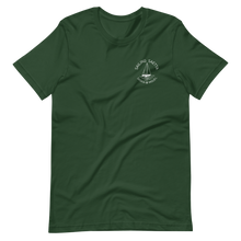 Sailing Saetta Unisex T-Shirt-Forest-S-Tamed Winds-tshirt-shop-and-sailing-blog-www-tamedwinds-com