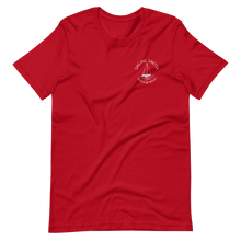 Sailing Saetta Unisex T-Shirt-Red-S-Tamed Winds-tshirt-shop-and-sailing-blog-www-tamedwinds-com