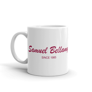 Samuel Bellamy Mug 325 ml, Collection Pirate Tales-Tamed Winds-tshirt-shop-and-sailing-blog-www-tamedwinds-com