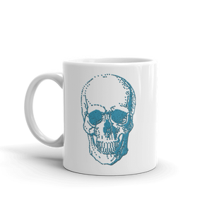 Skull Mug 325 ml, Collection Jolly Roger-Tamed Winds-tshirt-shop-and-sailing-blog-www-tamedwinds-com