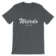 Weirdo Unisex T-Shirt, Collection Nicknames-Asphalt-S-Tamed Winds-tshirt-shop-and-sailing-blog-www-tamedwinds-com