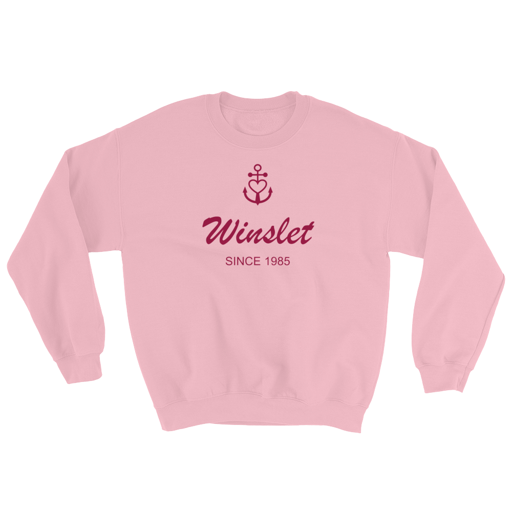 Winslet Unisex Crewneck Sweatshirt, Collection Pirate Tales-S-Tamed Winds-tshirt-shop-and-sailing-blog-www-tamedwinds-com