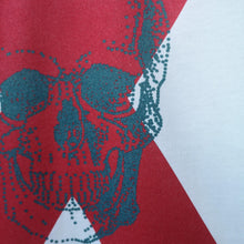 X Skull Women's Round Neck T-Shirt, Collection Jolly Roger-Tamed Winds-tshirt-shop-and-sailing-blog-www-tamedwinds-com