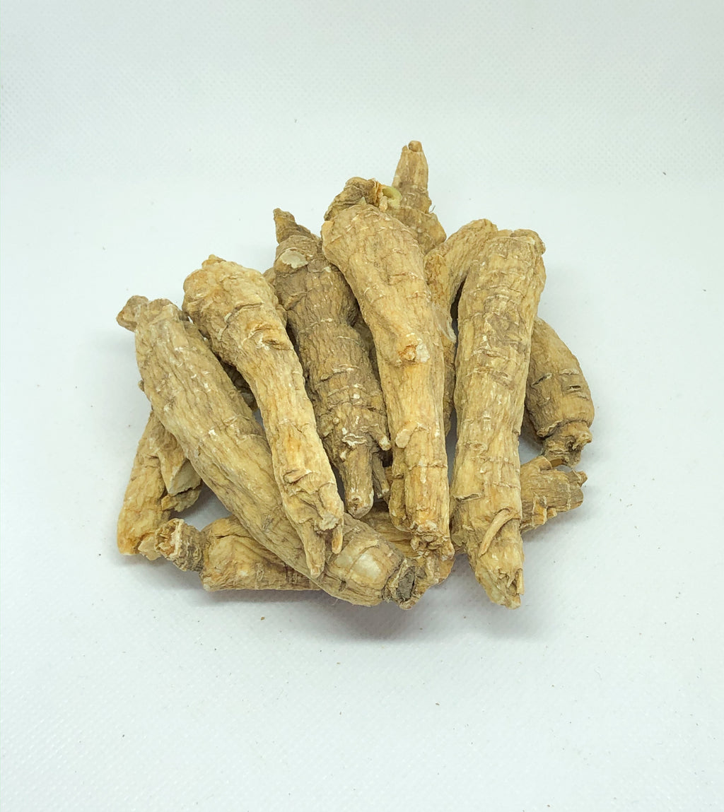 Graded Medium Long Large Wisconsin Grown American Ginseng By The Pound