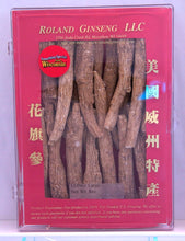 Load image into Gallery viewer, Roland American Ginseng Long Large Package 8oz