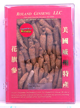 Load image into Gallery viewer, Roland American Ginseng Short Medium Package 8oz